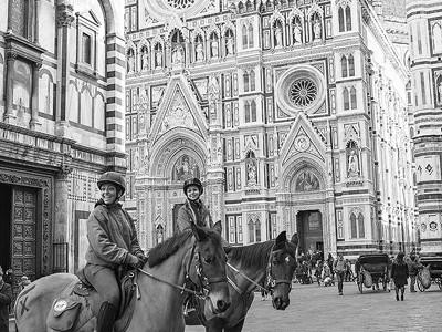 Trekking Equitazione Firenze