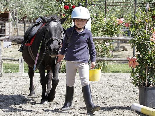 Maneggio Equitazione Bambini Firenze Pony