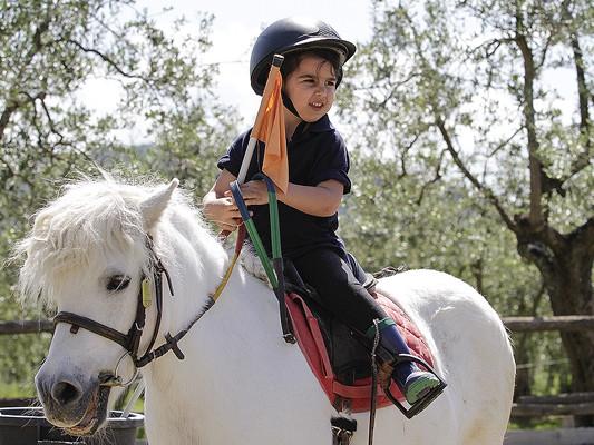 Pony Equitazione Bambini Firenze
